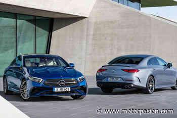 Nuevo Mercedes-Benz CLS: una berlina coupé ahora más seductora con motores motores mild-hybrid de hasta 435 CV - Motorpasion