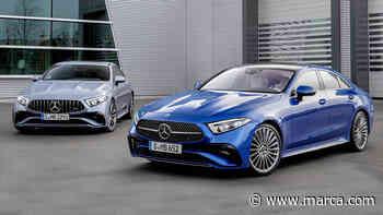 Mercedes CLS: te resultará aún más deportivo e irresistible - MARCA.com