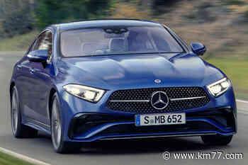 Mercedes-Benz CLS (2021) | Información general - km77.com - km77.com