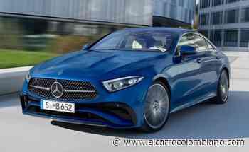 Mercedes-Benz CLS 2022: Nuevo diseño y más tecnología, con paquete AMG incluido - El Carro Colombiano