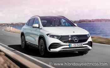 Mercedes EQA: 20.000 pedidos y nuevas versiones 4MATIC a la vuelta de esquina - Híbridos y Eléctricos