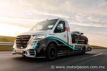 Mercedes-Benz Sprinter Petronas Edition by Kegger: el trabajo de un carocero que se inspiró en los F1 de la... - Motorpasión México