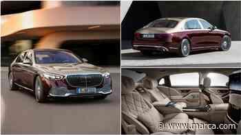 El Mercedes-Maybach Clase S 2021, en imágenes - MARCA.com