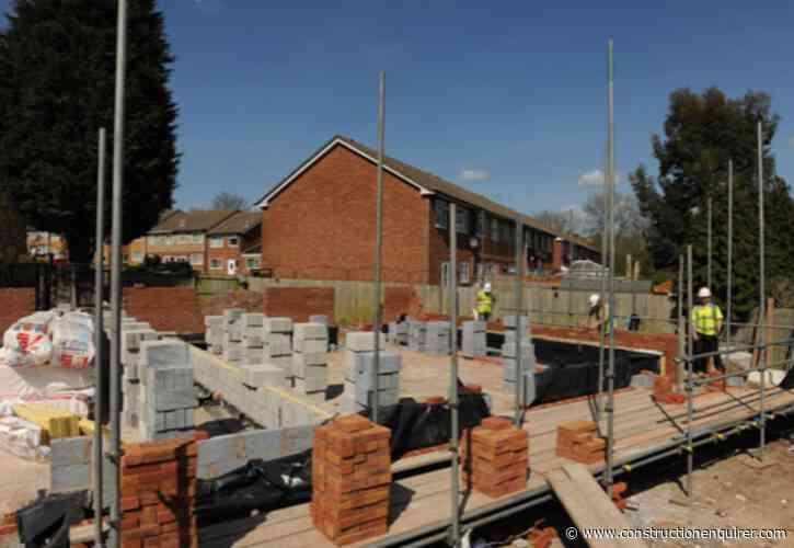 £250m South East Consortium housing framework winners