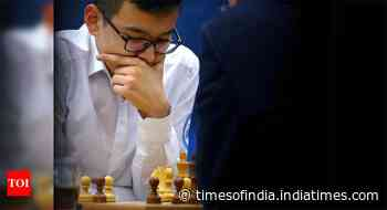 Challengers Chess Tour: Three-way tie for the lead - Times of India