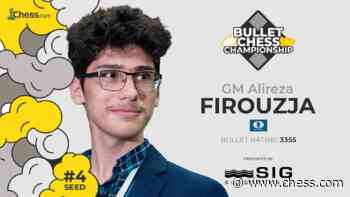 Firouzja Wins 2021 Bullet Chess Championship Presented By SIG‎ - Chess.com