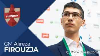 Firouzja Wins Titled Tuesday Twice In A Row - Chess.com