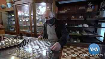 How Famed New York City Chess Café Survived Pandemic - Voice of America