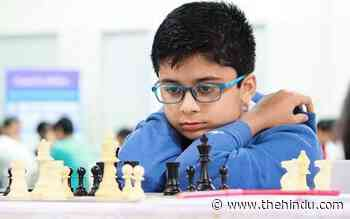 Julius Baer Challengers Online Chess | Four talented Indian youngsters to the fore - The Hindu