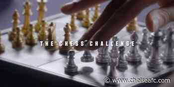 Reece James v Ben Chilwell | The Chess Challenge | Official Site | Chelsea Football Club - Chelsea FC