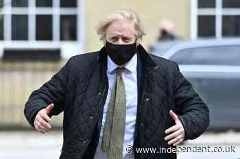 Inside Politics: Boris Johnson told to 'step up' and show leadership on Northern Ireland