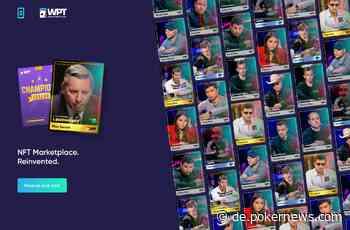 Poker NFTs: WPT Moments Sale startet bald