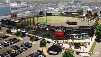 Regina Red Sox release concept plans for proposed 3,500-seat stadium on Dewdney Avenue - CBC.ca