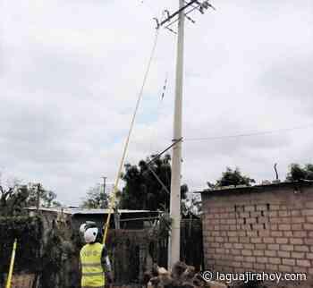Desconectaron 14 transformadores ilegales en el barrio Villa Luz de Maicao - La Guajira Hoy.com
