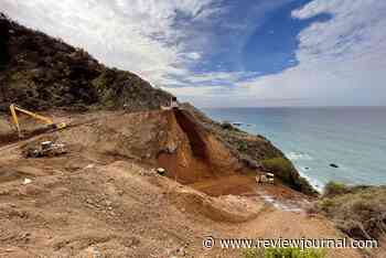 California Highway 1 along Big Sur may reopen by end of April