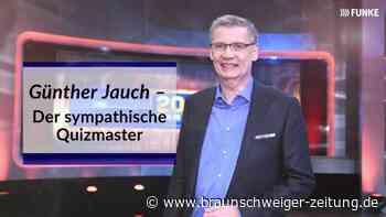 Moderator: Günther Jauch hat sich mit dem Coronavirus infiziert