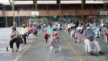 Gobierno de Itagüí aclara que solo están vacunando a mayores de 70 años con cita - Vivir en el poblado