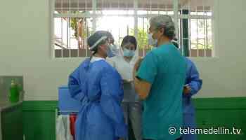 Entra en funcionamiento puesto unificado de vacunación en Itagüí - Telemedellín
