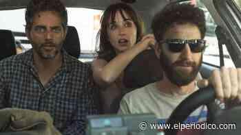 Cine de estreno en Antena 3: Ingrid García Jonsson y Dani Rovira protagonizan 'Taxi a Gibraltar' - El Periódico