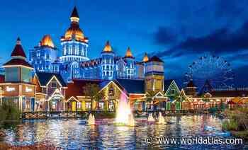 Sochi, Russia - World Atlas