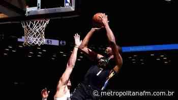 Kevin Durant retorna e Brooklyn Nets atropelam New Orleans Pelicans - Metropolitana FM