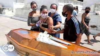 ++ Coronavirus hoy: Senado investigará manejo de pandemia en Brasil++ - Deutsche Welle