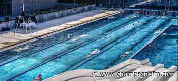 Reims : le bassin extérieur du complexe aqualudique reste ouvert - CHAMPAGNE FM