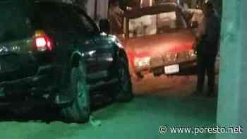 Se registran accidentes por trabajos de reparación en calles de Bacalar - PorEsto