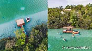 """Descubre """"Mi Querido Bacalar"""", el lugar ideal para relajarse a la orilla de la laguna - EstiloDF - Estilo DF"""