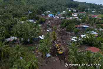Indonesia Warns of Risk of Landslides, Floods From New Cyclone
