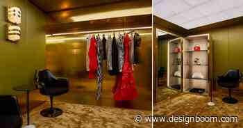 dimorestudio creates a sumptuous interior for browns' flagship london store - Designboom