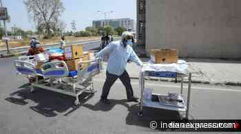 Coronavirus in India April 9 Highlights: In new daily high, country reports 1,67,642 cases - The Indian Express