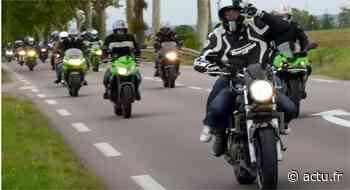 Contrôle technique moto : un départ d'Argentan samedi pour rejoindre la manifestation de Caen - actu.fr