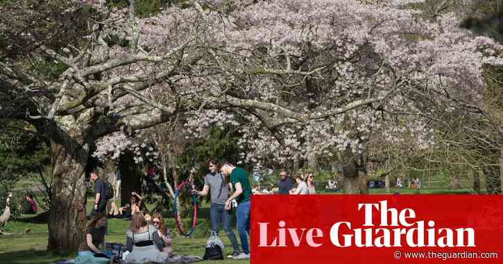 Coronavirus live news: UK public can 'start to think' about foreign holidays, minister says; Hungary delays school reopening