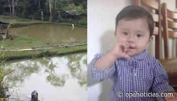 Por un descuido, bebé murió ahogado en un lago en Teruel, Huila - Opanoticias