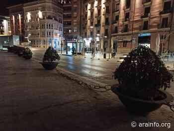 Ganar Teruel solicitará una actuación sobre el paso de cebra del Óvalo - AraInfo | Achencia de Noticias d'Aragón