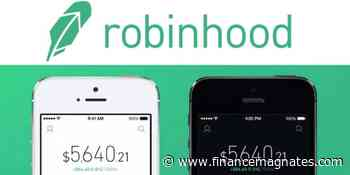 Robinhood Reports Surge in Cryptocurrency Traders