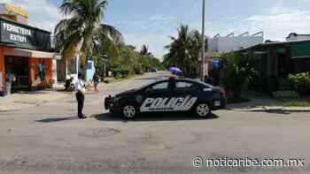 Fallece agente de Tránsito en Playa del Carmen - Noticaribe