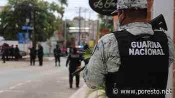 Detenidos por tiroteo en Playa del Carmen son presentados en la FGE - PorEsto