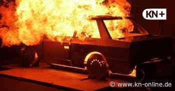 Rendsburg: Kanaltunnel wird gesperrt - Brandversuche - Kieler Nachrichten