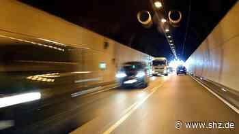 Rendsburg: Nach Unfall im Kanaltunnel: Warum dauerte die Vollsperrung drei Stunden? | shz.de - shz.de