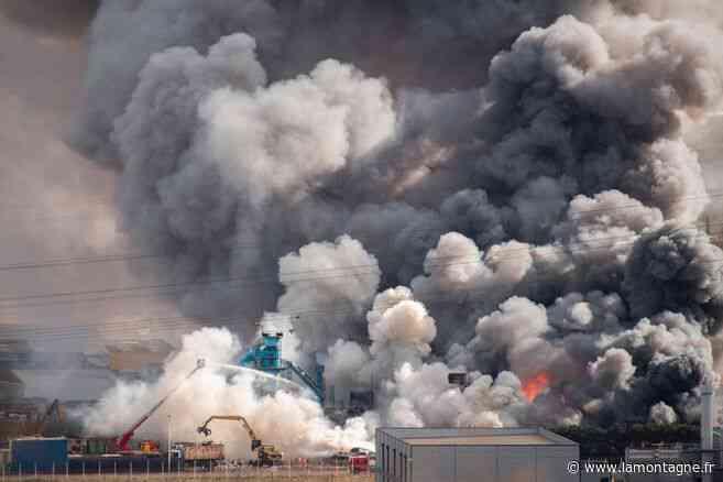 Incendie chez Praxy à Issoire (Puy-de-Dôme) : que disent les premières analyses ? - Issoire (63500) - La Montagne