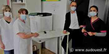 Cambo-les-Bains : face au Covid-19, le centre Toki Eder accélère la cadence de vaccination - Sud Ouest