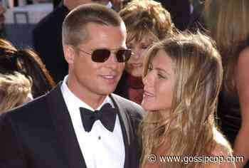 Report: Brad Pitt And Jennifer Aniston Having Twins Via Surrogate - Gossip Cop