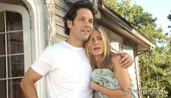Jennifer Aniston teases Paul Rudd as she shares hilarious post about him - Geo News