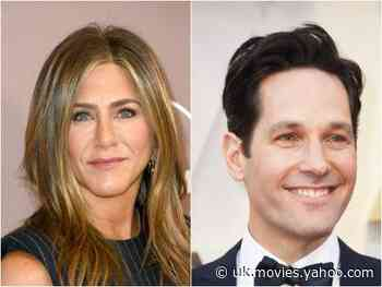 Jennifer Aniston tells Paul Rudd he 'weirdly' doesn't age in funny birthday message - Yahoo Movies UK