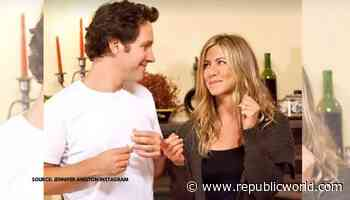 Jennifer Aniston wishes Paul Rudd on 52nd birthday, quips you dont age - Republic TV