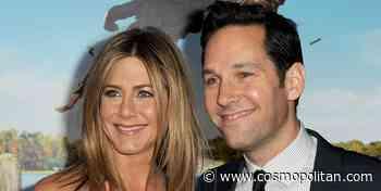 Jennifer Aniston's incredible birthday tribute to Paul Rudd - Cosmopolitan UK