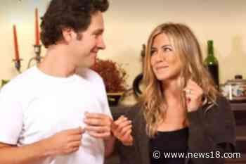 Jennifer Aniston Celebrates Paul Rudd's 52nd Birthday with Priceless Pic, Jokes 'You Don't Age' - News18