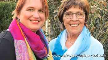Rottenburg - Sie erzählt Gemischtes aus dem Leben - Schwarzwälder Bote